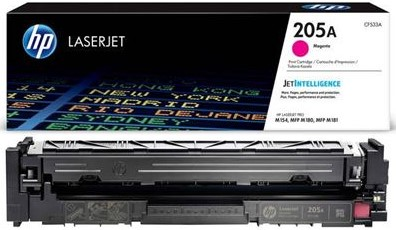 Разное-HP-205A Black LaserJet toner cartridge (CF533A)