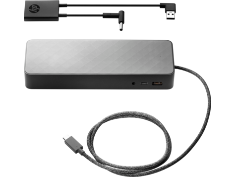 Разное-HP-Dock Adapter 4,5mm and USB (2NA11AA)