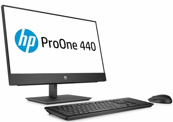 HP ProOne 440 G4 5jp19es 24FHD/pentium gold 5400/ddr4 8gb/ssd 128+hdd 1000gb